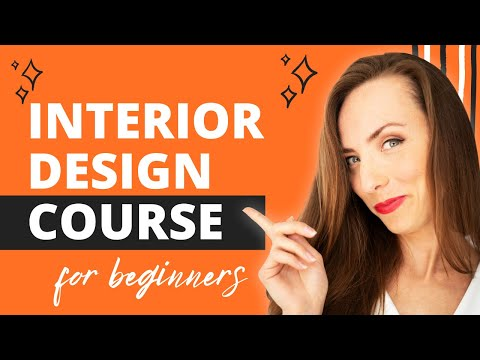 Interior Design Course for Beginners - Learn Design from a ...