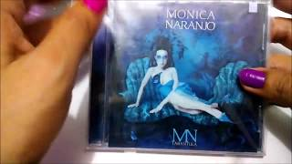 Monica Naranjo - Tarantula CD + Stage (CD+DVD) UNBOXING