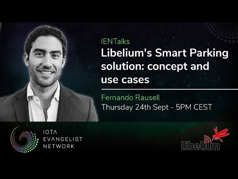 Libelium's Smart Parking solution: concept and use cases webinar