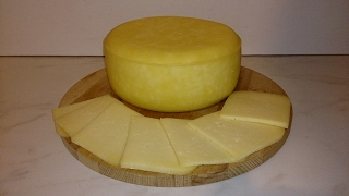 Поджигаем натуральный сыр