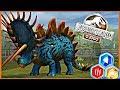 Criando Novo H brido Stegoceratops Jurassic World O Jog