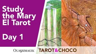 Mary EL Tarot : What is your spirit ?