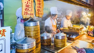 TRADITIONAL Chinese STREET FOOD Tour of Hong Kong! BEST CLAY POT RICE!