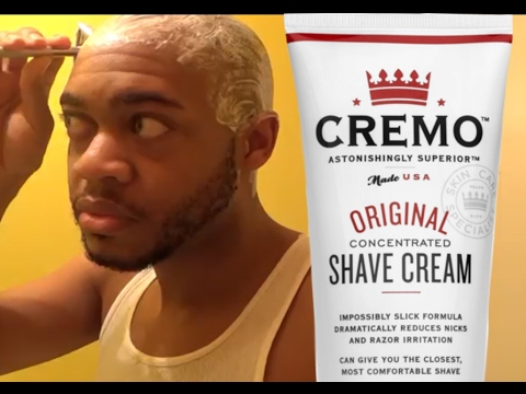 CREMO Bald Head Shave Review