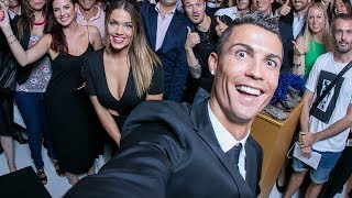 Ein Tag Im Leben Von Cristiano Ronaldo