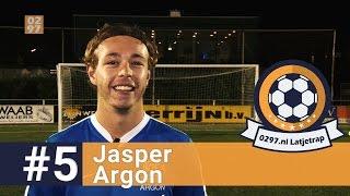 Latjetrap #5: Jasper Werkhoven van Argon