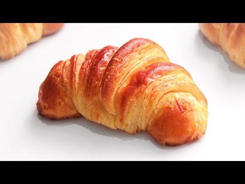 Prepara Los Mejores Croissants o Cruasanes Caseros