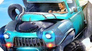 MONSTER TRUCKS - ALL Movie CLIPS + Trailers (2017) Adventure, Family