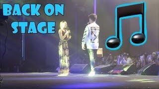 Back on Stage 🎵 (WK 348.5)   Bratayley