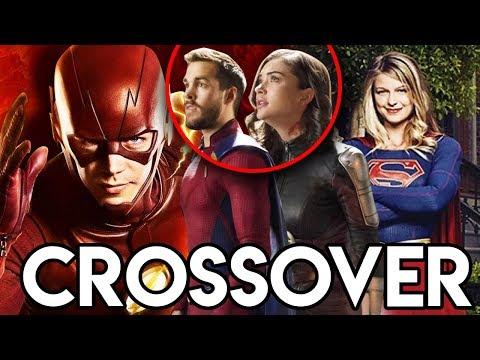 Legion of Superheroes RETURN? & Green Lantern Crossover - The Flash Season 6 Supergirl Theories