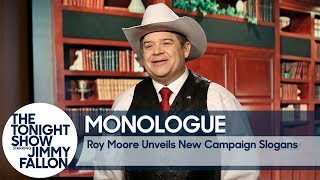 Download Youtube: Roy Moore Unveils New Campaign Slogans - Monologue