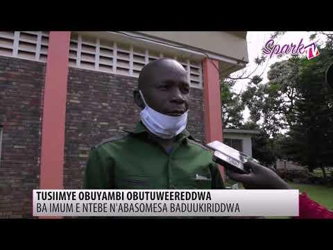Ba Imaam e Ntebbe baweereddwa obugaali okuyamba abateesobola
