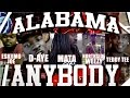 ALABAMA-VS-ANYBODY 4 - 8 / Eskiimo Joe / D-Aye/ Mata / Northside Weezy / Teddy Tee