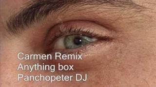 carmen remix 2009 anything box