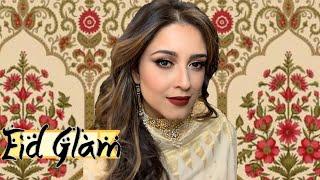 GRWM Pat Mcgrath Mothership V Bronze Seduction | Eid Makeup Tutorial Indian Makeup Look