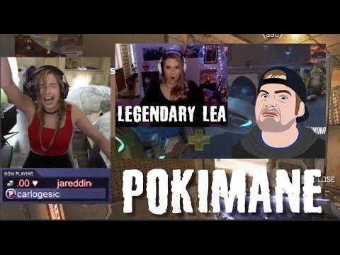 Top Twitch streamers show me their best METAL screams!! (Tfue, Pokimane, Shroud, etc..)