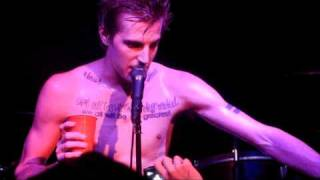 """The Maine - """"Daisy"""" + John's Speech About His Dad & How Jared Saved Him. (8/11/10, Greensboro, NC)"""