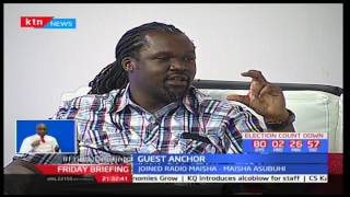 One on one with radio personality Nick Odhiambo