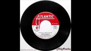 Aretha Franklin - You're All I Need To Get By (Long Version) - 7″ DJ Promo - 1971