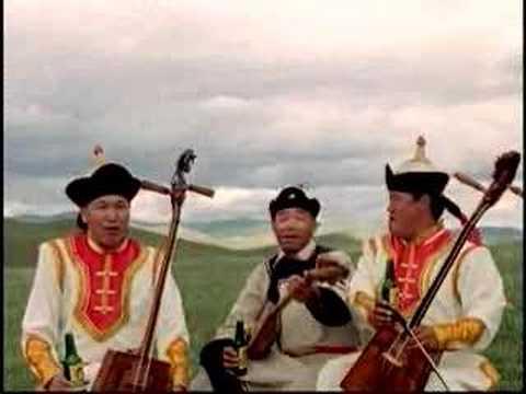 Reklama mongolskiego piwa