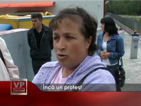 Încă un protest