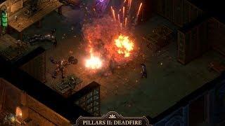 Pillars of Eternity II: Deadfire - Backer Update  44 - Making Pillars II Gorgeous