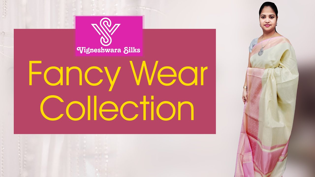 "<p style=""color: red"">Video : </p>Fancy Wear Collection   
