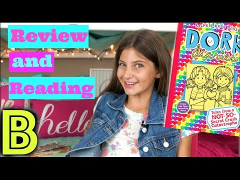 Dork Diaries 12 Official Review and Reading