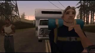 GTA San Andreas Apocalipsis Zombie - La Película - Los Días Pasádos