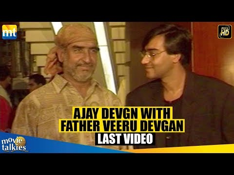 Ajay Devgn's Father Veeru Devgan's LAST INTERVIEW For Diljale | Flashback Video