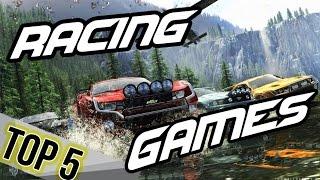 Top 5 Best Racing Games!