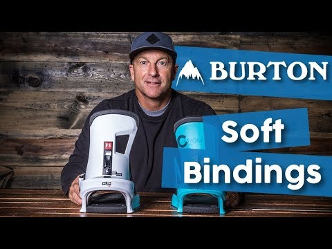 2018 Burton Soft Flex Snowboard Bindings – Overview