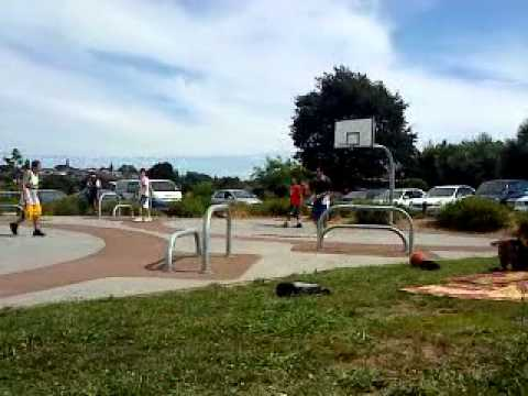 Owairaka park basketball tournament 1