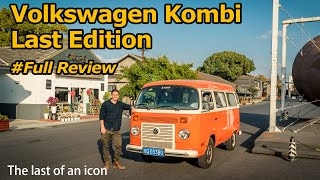 Why the Volkswagen Kombi Last Edition is Worth $100,000