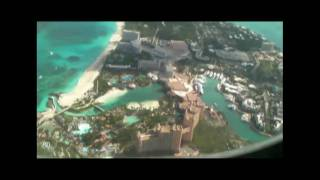 preview picture of video 'The Flight (Bahamas Day1 Video 1)'