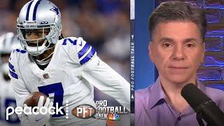 Dak Prescott, Trevon Diggs star in Dallas Cowboys' OT win vs. Pats | Pro Football Talk | NBC Sports