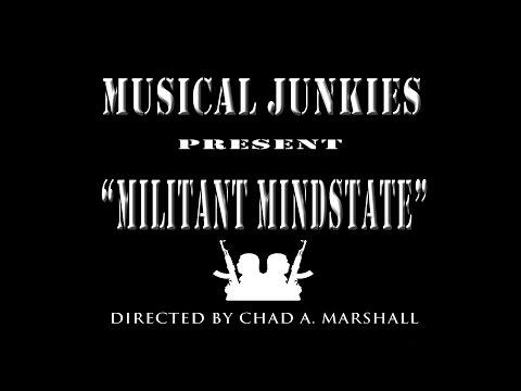 Musical Junkies - Militant Mindstate (prod. by God Kibyrum)