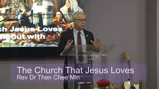 The Church that Jesus Loves