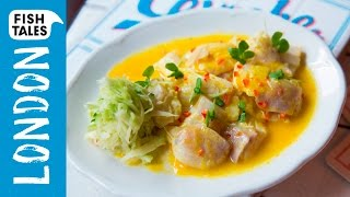 SEA BASS CEVICHE | Bart's Fish Tales & Martin Morales by Bart's Fish Tales