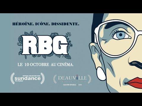 RBG - Ruth Bader Ginsburg bande-annonce VF