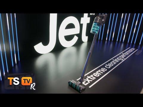 Samsung POWERstick Jet VS9000 ► Samsung's neuer 200W Premium Akkusauger !