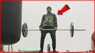 Are Trent's Knees Working Again?! He's Back In The Gym! - Daily Dose 2.5 (Ep.68)