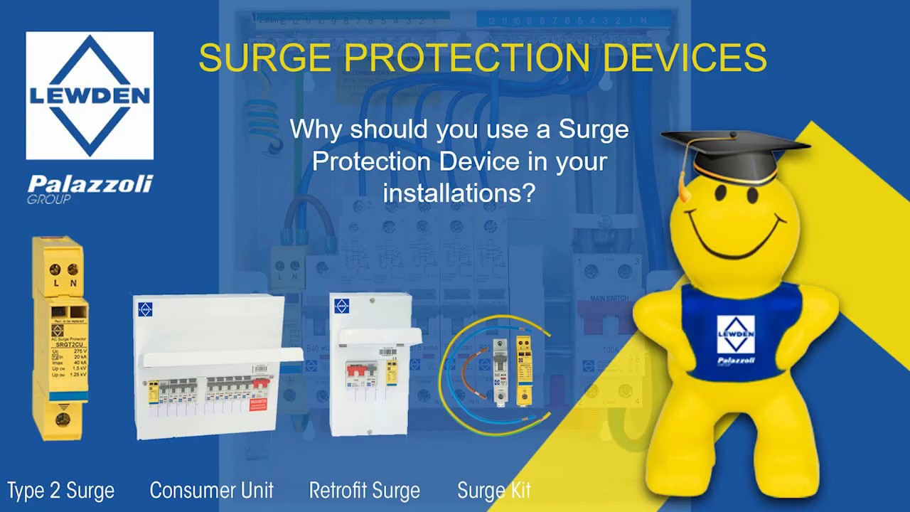 Surge Protection Devices - Product Tutorial (The Basics)