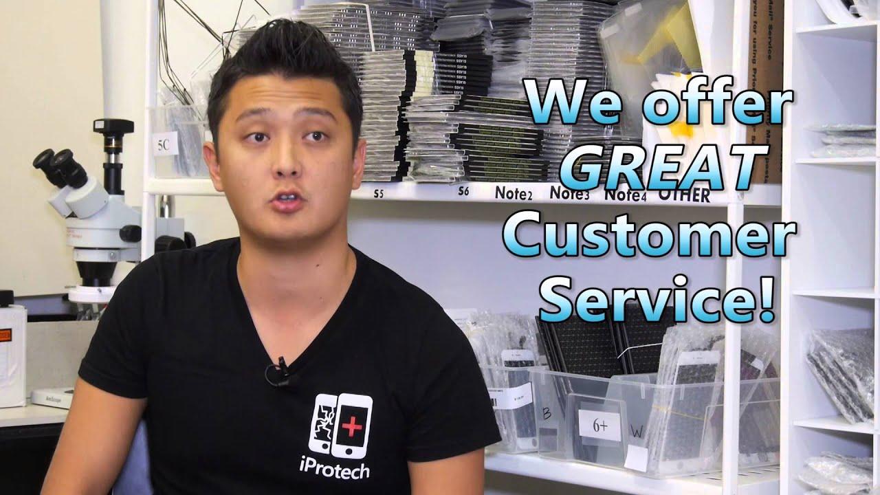 iProtech Professional Phone Repair