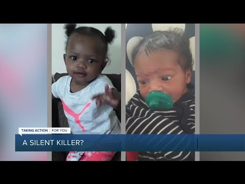 Silent killer? Couple believes toxic mold led to the deaths of 2 babies
