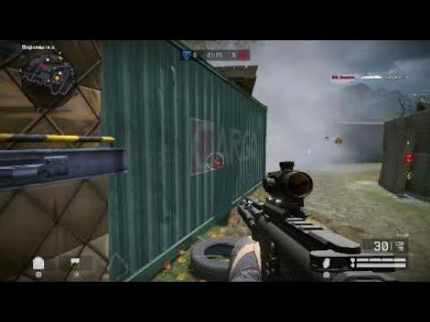 Читер в Warface на PS4 что????!!!  My.Com чтоб вас...
