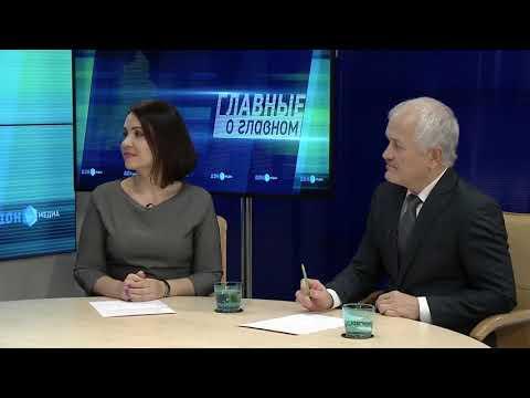 Губернатор В.Ю.Голубев о развитии волонтерства и добровольчества на Дону
