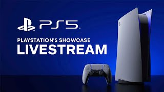 PS5 Showcase Event Livestream