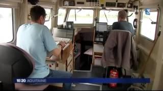 Anita Conti Drague L'estuaire De La Gironde