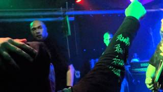 Aborted - Threading on Vermillion Deception (live in Poznan 2011)